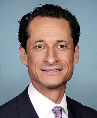 Anthony Weiner - Image: Anthony Weiner, official portrait, 112th Congress