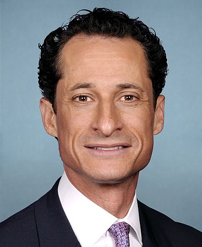 Anthony Weiner, American politician