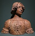 Antonio del pollaiolo, busto di lorenzo di dietisalvi neroni, 1459 ca. (bargello) 01.jpg