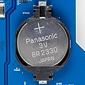 Apple AirPort Extreme Base Station (A1408) - controller board - Panasonic BR2330-0321.jpg
