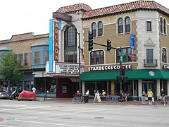 Arcada Theater Building (St. Charles, IL) 02.JPG