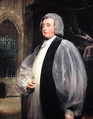 John Moore (archbishop of Canterbury) - Image: Archbishop Moore