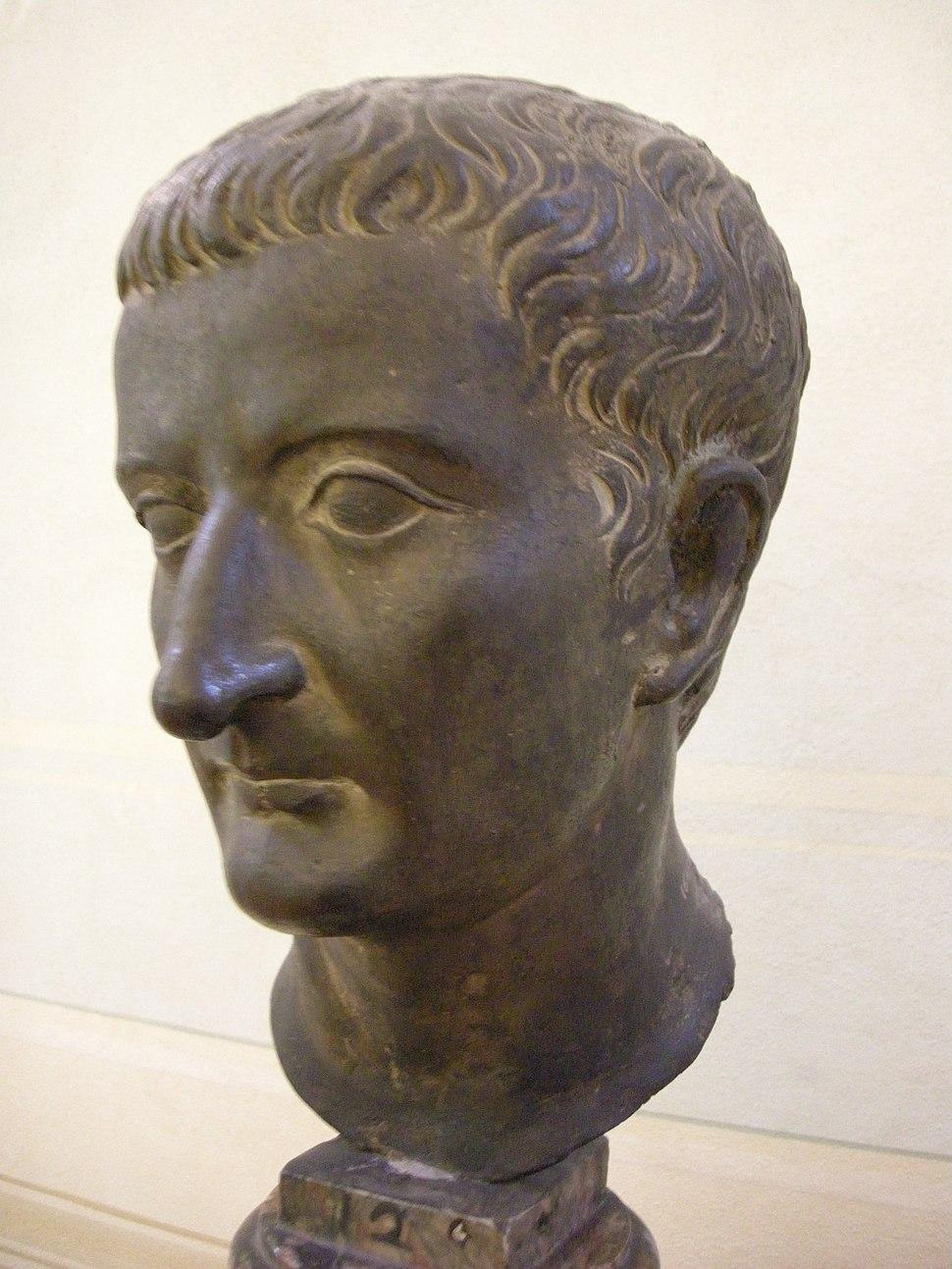 Archeologico di Firenze, ritratto di Tiberio 02