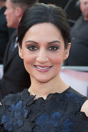 Archie Panjabi - Panjabi at the 2015 British Academy Television Awards, May 2015