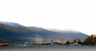 Arcones - Panoramic view of Arcones