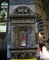 Arezzo, san domenico, int., ciborio.JPG
