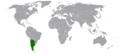 Argentina South Korea Locator.png