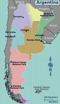 Argentina Travel Guide Adviced Samba And Tango Vacation Itinerary