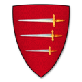 Armorial Bearings of the CHUTE family of Wistaston Court, Marden, Herefordshire.png