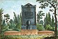 Arnaud - Recueil de tombeaux des quatre cimetières de Paris - Lemaire (colored).jpg