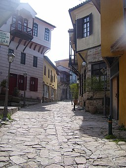 Arnea Chalcidice Street