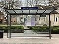 Arrêt Bus Mairie Maisons Alfort Rue Victor Hugo - Maisons-Alfort (FR94) - 2021-03-22 - 1.jpg