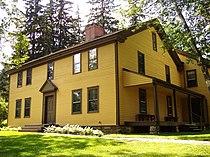 Arrowhead (Herman Melville), Pittsfield, Massachusetts.JPG