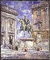 Artgate Fondazione Cariplo - Mantovani Luigi, Il Campidoglio.jpg