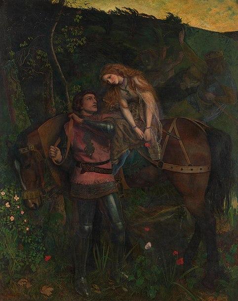File:Arthur Hugues - La belle dame sans merci.jpg