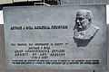 Arthur J. Will Memorial Fountain Plaque.jpg