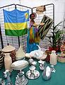 Artisanat rwandais-Festival international de géographie 2011.jpg