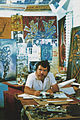 Artist-set designer Ion Puiu (1985). (8634255156).jpg