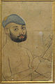 Artist at work. Bikaner c. 1780-90. Painting of India.JPG