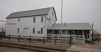 Arvada Flour Mill - Image: Arvada Flour Mill Arvada CO