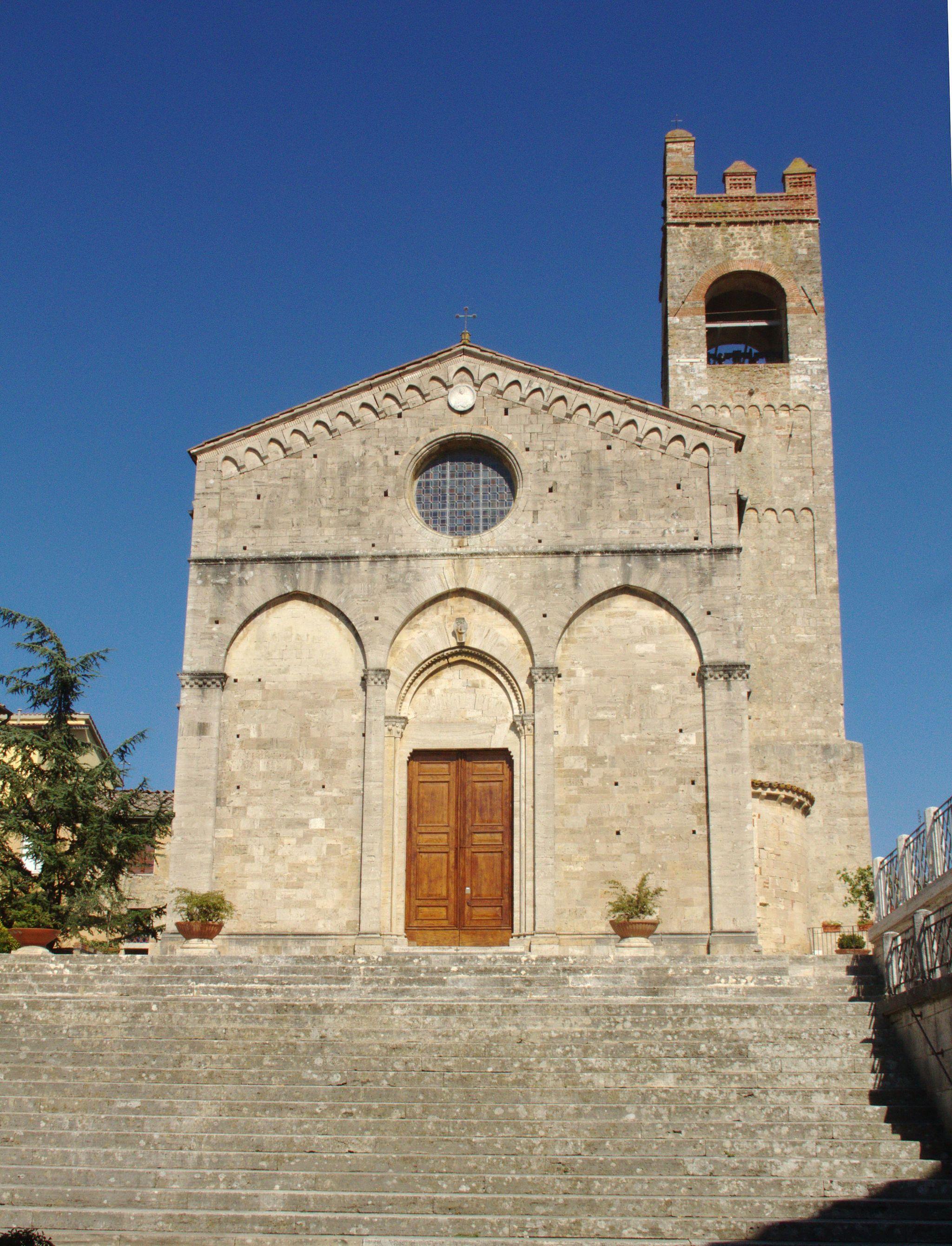 Collegiata di Sant'Agata (Asciano)