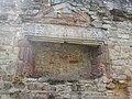 Ashby de la Zouch castle fireplace detail.JPG