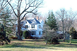 National Register of Historic Places listings in Prince George's County, Maryland - Image: Ashland Upper Marlboro Dec 08