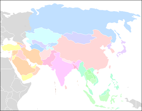 Map Of Asia Template.Template Asia Labelled Map Wikipedia