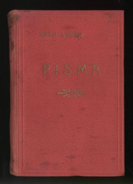 File:Asnyk Adam - Pisma 03. Wydanie nowe zupełne.djvu