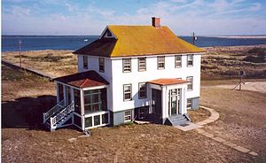 National Register of Historic Places listings in Accomack County, Virginia - Image: Assateague Beach Coast Guard Station