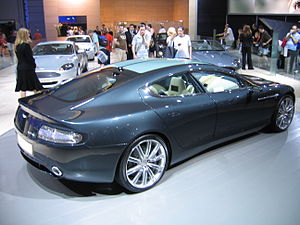 Aston Martin Rapide (rear) - Flickr - robad0b.jpg