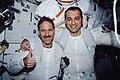 Astronauts John M. Grunsfeld and Richard M. Linnehan (27411443714).jpg