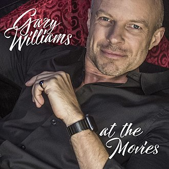 At the Movies (Gary Williams album) - Image: At The Movies CD cover