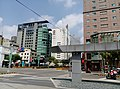 At the intersection of Guanqian Road and Taiwan Boulevard.jpg