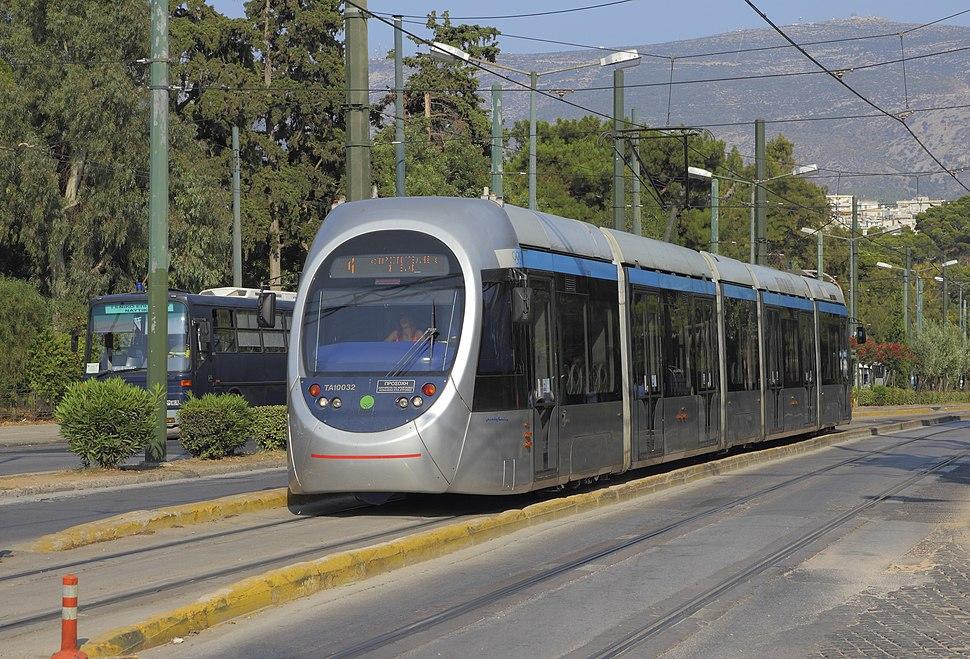 Attica 06-13 Athens 26 Tram