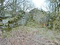 Auchans Mains ruins, Dundonald.JPG