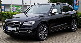 Audi Q5 - Audi SQ5 TDI