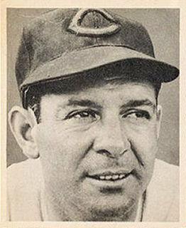 Augie Galan American baseball player