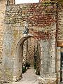 Auribeau-sur-Siagne - Vieux village - Porte Soubran côté extérieur.JPG