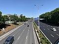 Autoroute A1 vue depuis Route Courneuve St Denis Seine St Denis 5.jpg
