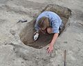 Avar excavation 2016 Podersdorf 09.jpg