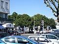 Avenue Gambetta et square de la brigade RAC - panoramio.jpg
