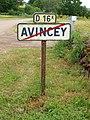 Avincey-FR-21-panneau d'agglomération-01.jpg