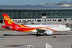 B-6943 - Lucky Air - Airbus A320-214 - TSN (14118670050).jpg