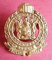 BADGE - South Africa - South African Railway Police (defunct 1986) (7951148190).jpg