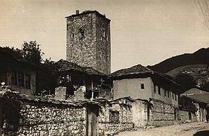 Kočani - Kočani in 1942