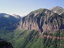 Silver Mountain Water Park >> Telluride, Colorado - Wikipedia