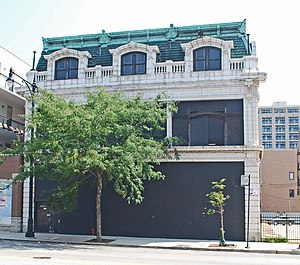 National Register of Historic Places listings in Central Chicago - Image: BF Goodrich Company Showroom Chicago IL