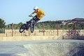 BMX Rider In Iran- Qom city- Alavi Park 24.jpg