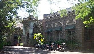 Bhandarkar Oriental Research Institute - Bhandarkar Oriental Research Institute building in Pune